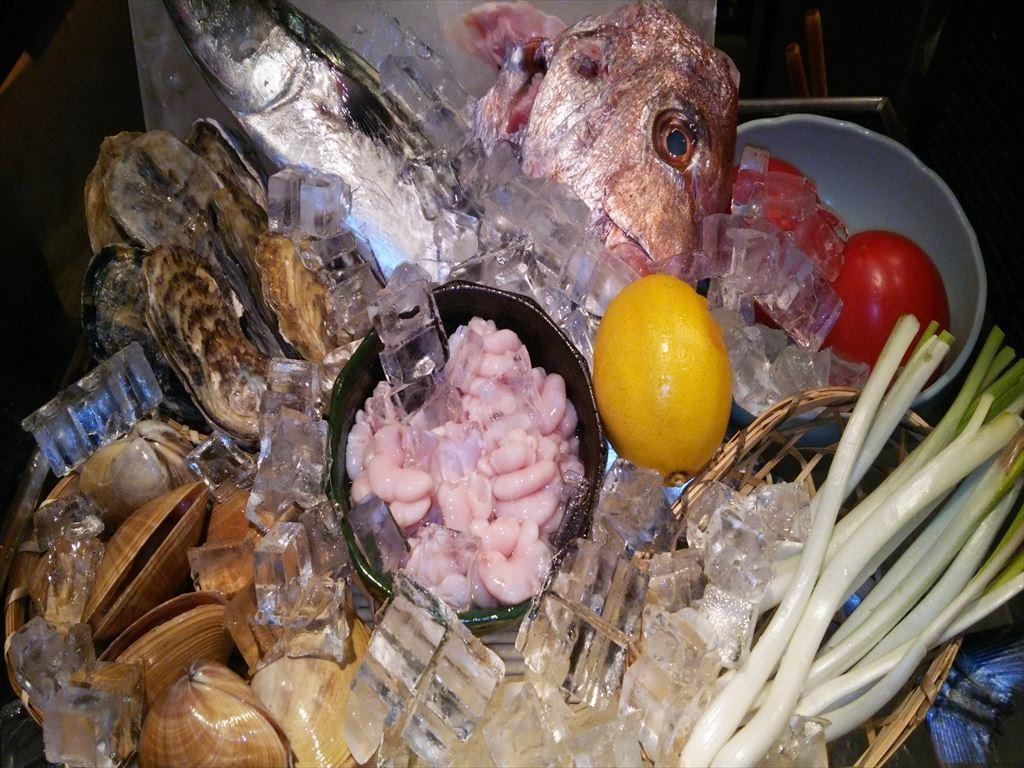 [鮨家よしの] 冬の美味しい食材