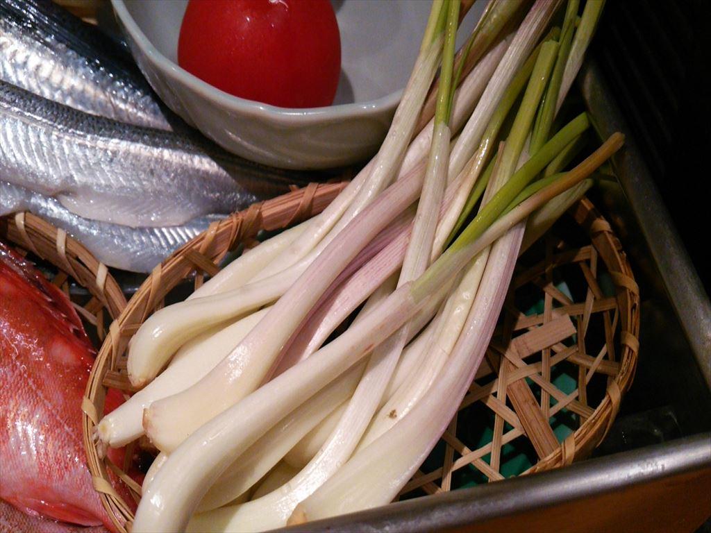 [鮨家よしの] 春の美味しい食材