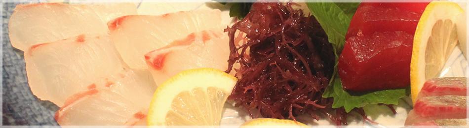天文館の寿司処『鮨家よしの』の新鮮な刺身盛